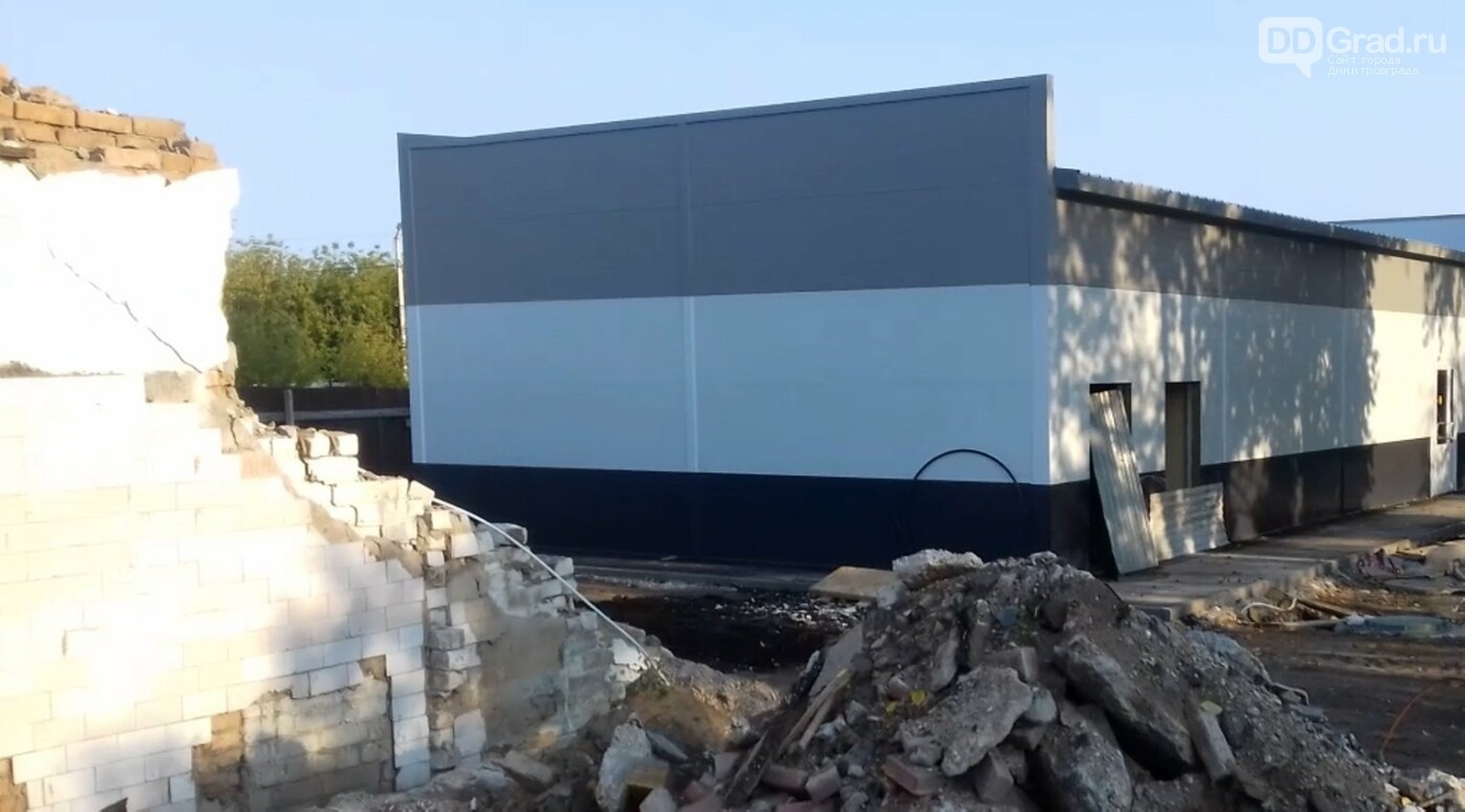В Димитровграде продолжается строительство нового здания автовокзала, фото-2