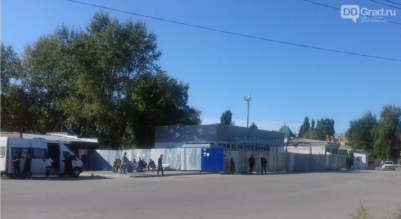 В Димитровграде продолжается строительство нового здания автовокзала, фото-5