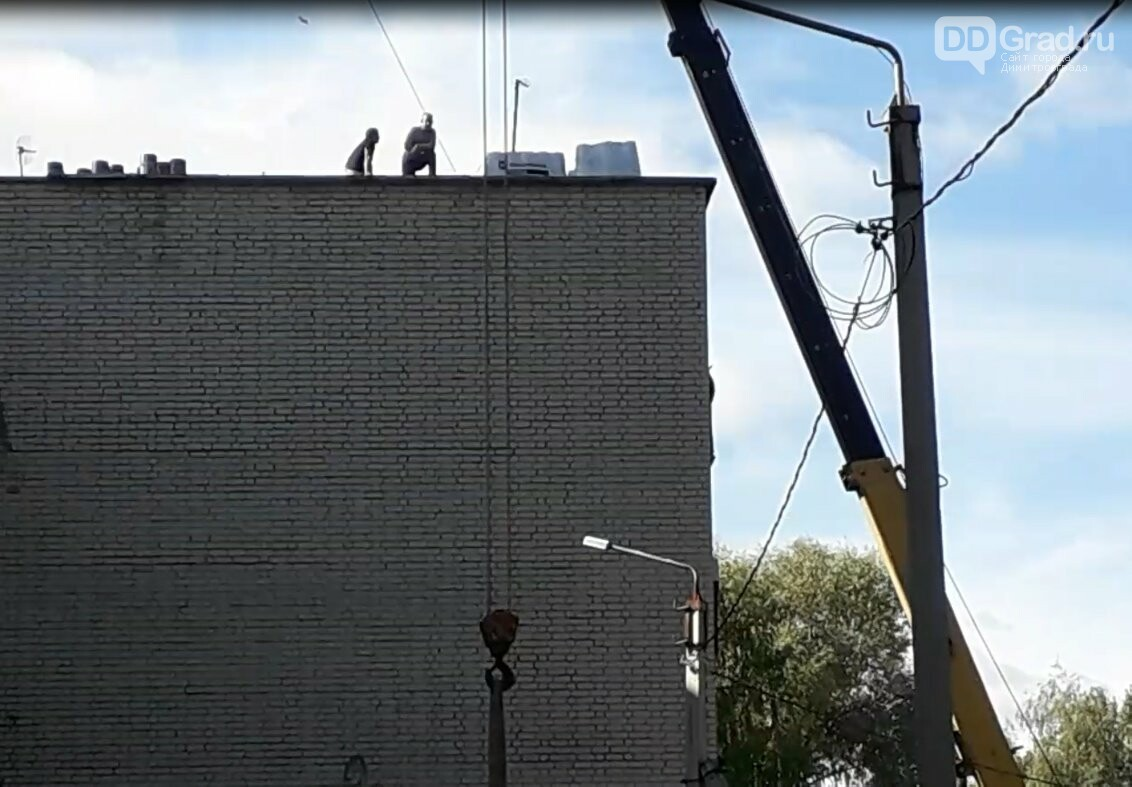 В Димитровграде продолжается ремонт объектов жилого фонда, фото-3