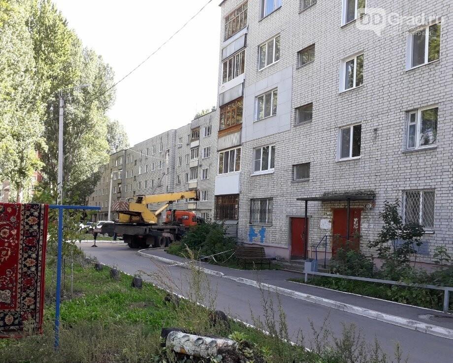 В Димитровграде продолжается ремонт объектов жилого фонда, фото-1