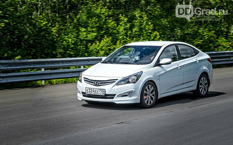 Названы топ-10 самых распространённых автомобилей на российских дорогах, фото-6