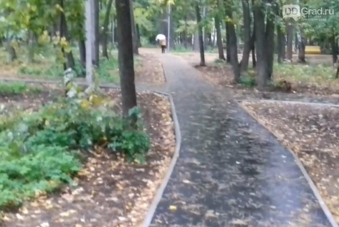 В Димитровграде появилась новая парковая зона, фото-11