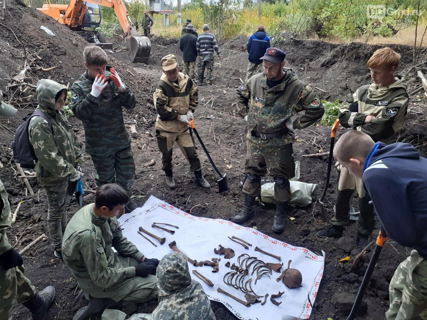 Димитровградские поисковики обнаружили останки советских военнослужащих, фото-2