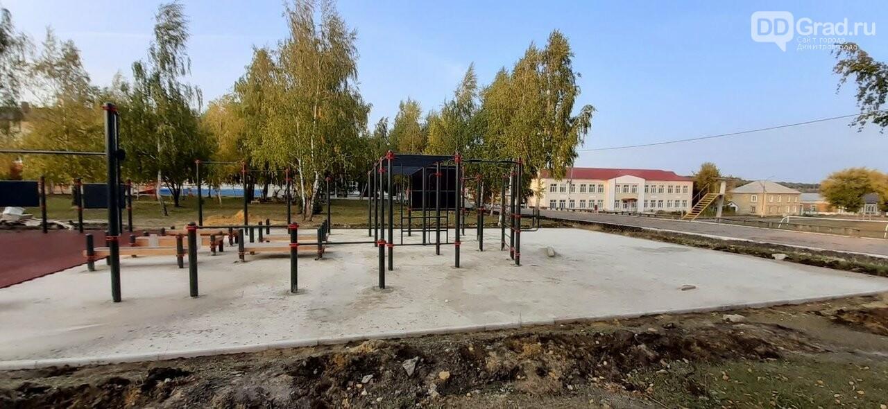 В Мелекесском и Новомалыклинском районах области установят площадки ГТО, фото-1