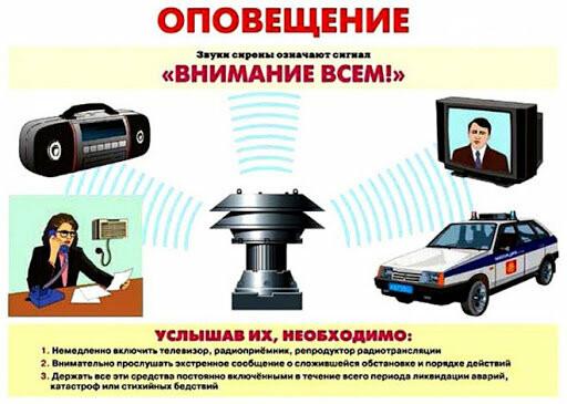 В Димитровграде пройдёт проверка системы оповещения, фото-1