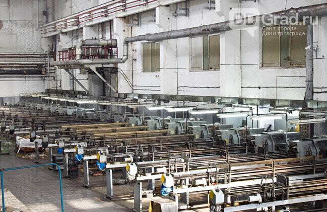 Губернатор Ульяновской области посетил Димитровградский вентильный завод, фото-3