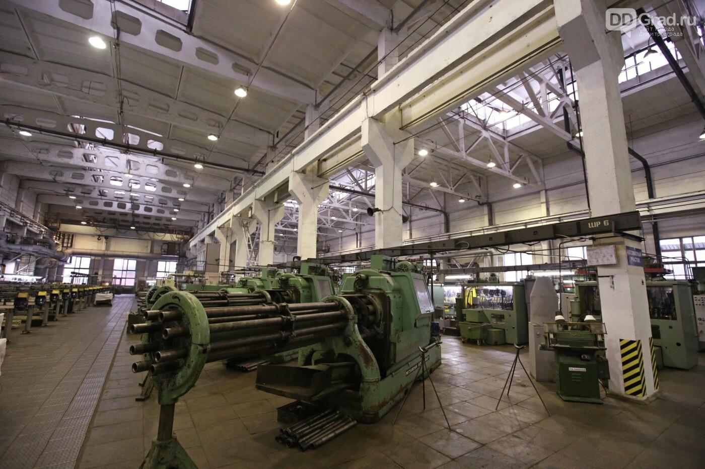 Губернатор Ульяновской области посетил Димитровградский вентильный завод, фото-2