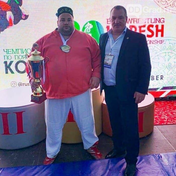 Димитровградский боец стал чемпионом мира по борьбе корэш, фото-1