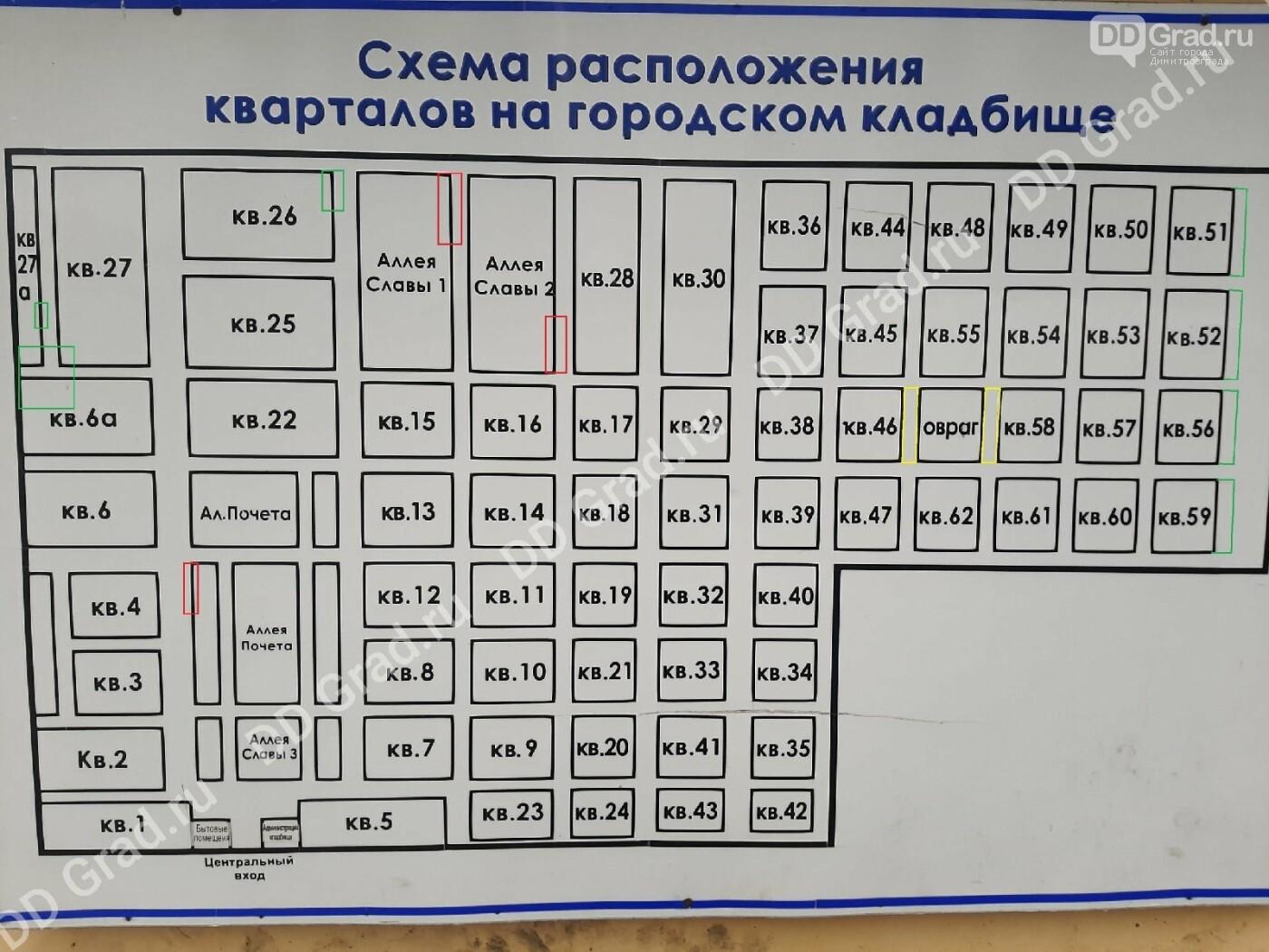 В Димитровграде будут продолжать хоронить умерших на кладбище посёлка Дачный, фото-9