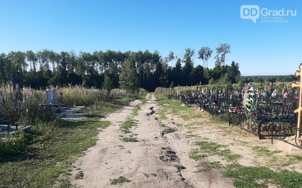 В Димитровграде будут продолжать хоронить умерших на кладбище посёлка Дачный, фото-7