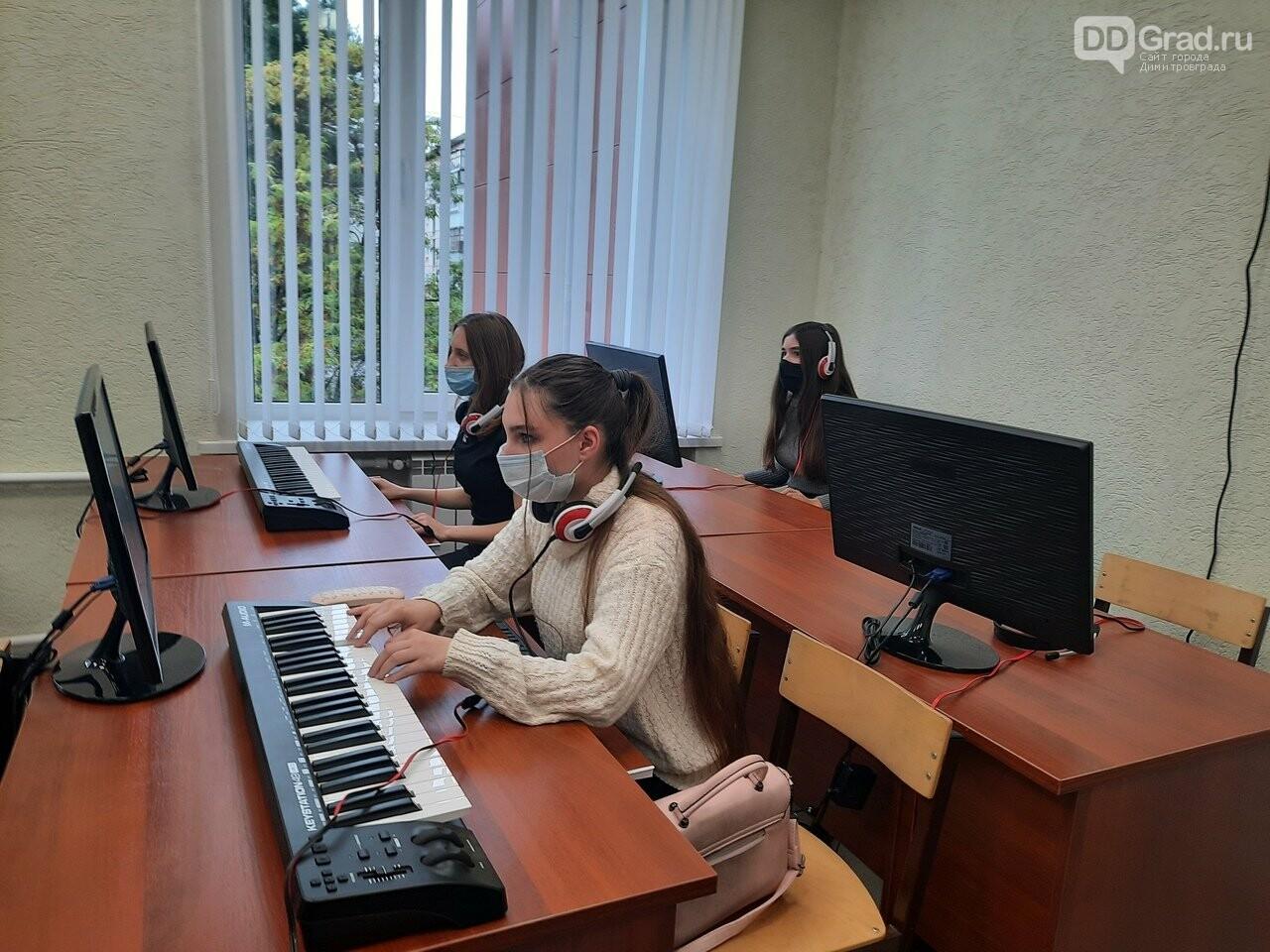 Димитровградский музыкальный колледж открылся после ремонта, фото-2