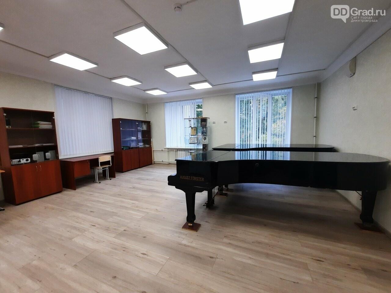Димитровградский музыкальный колледж открылся после ремонта, фото-4