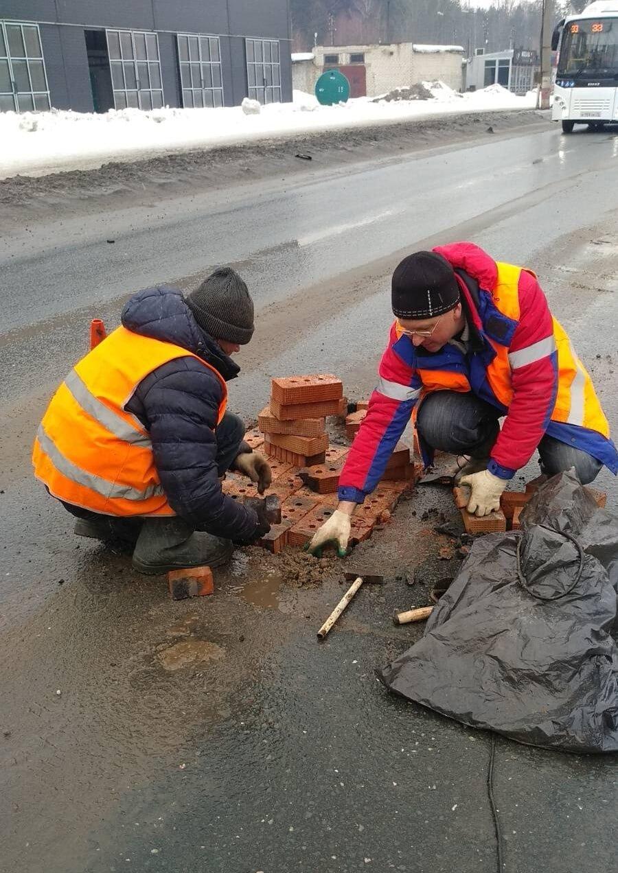 «Окирпичивание» димитровградских дорог – это временная мера, фото-2