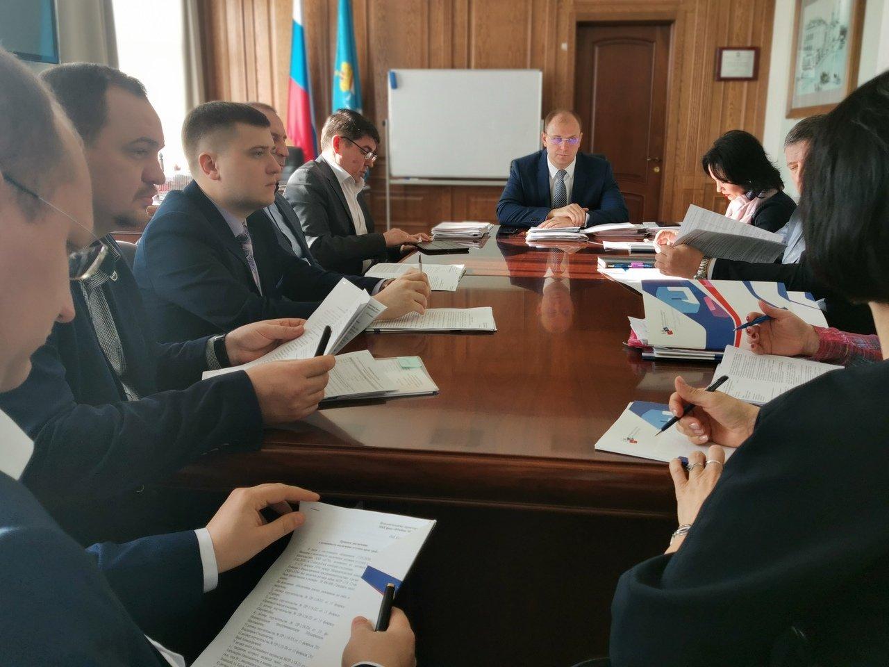 В Ульяновской области разработали меры поддержки бизнеса, фото-1