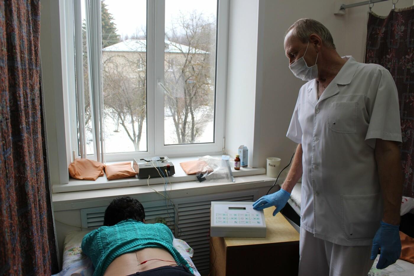 Димитровградские физиотерапевты применяют новые методы рефлексотерапии, фото-5