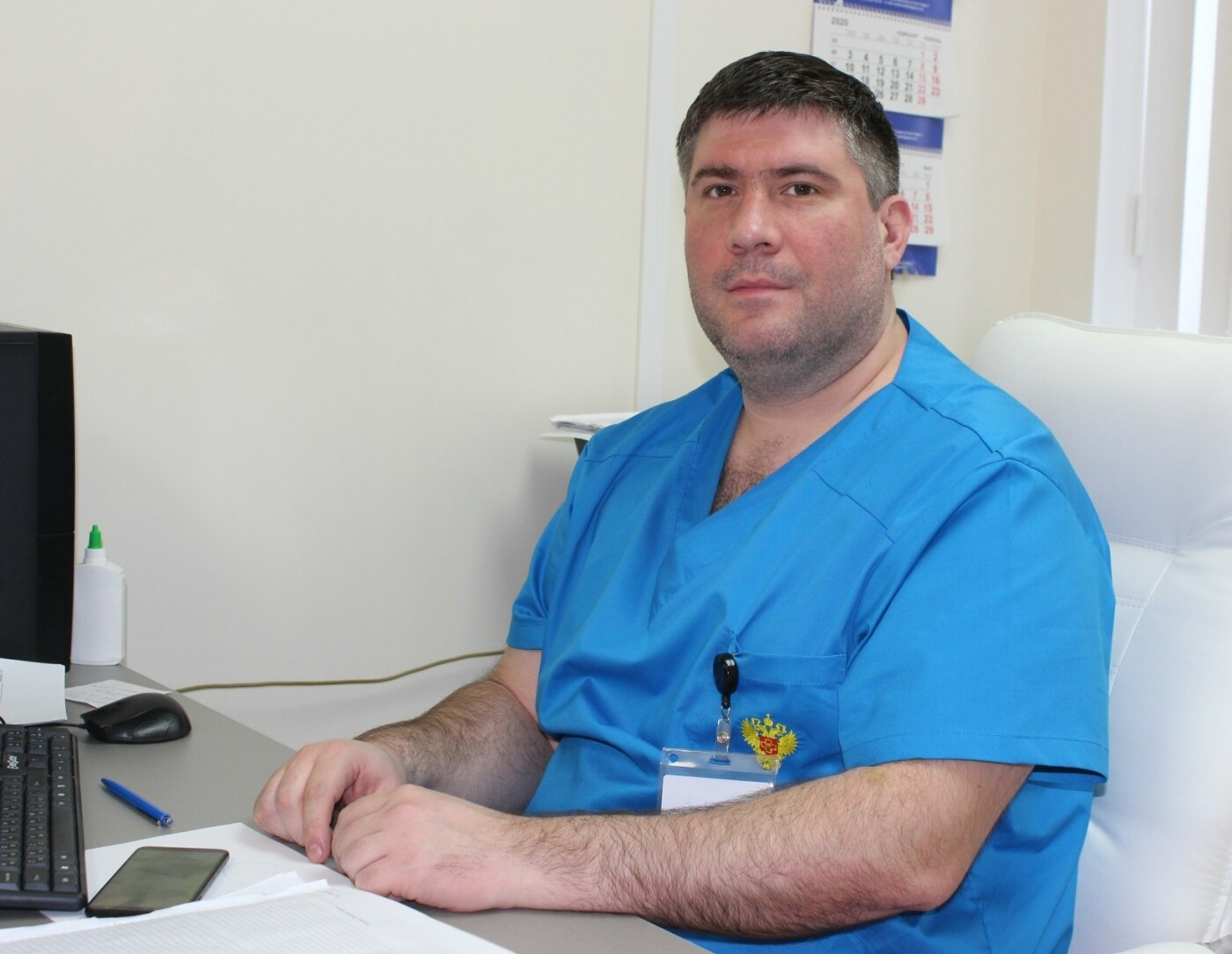 Димитровградские хирурги сохранили здоровье мужчине, тяжело травмированному в ДТП, фото-1