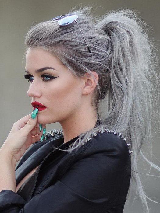 Укладки.Весна-лето 2020 Модные укладки и аксессуары для волос, советы Димитровградцам, фото-9