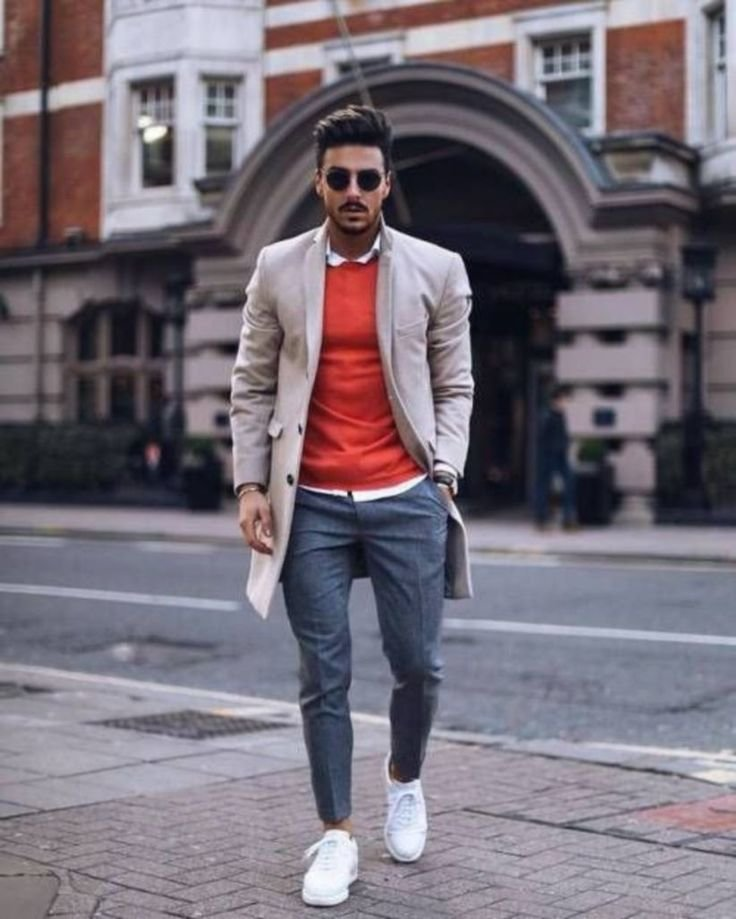 Модные тенденции для мужчин , фото-8