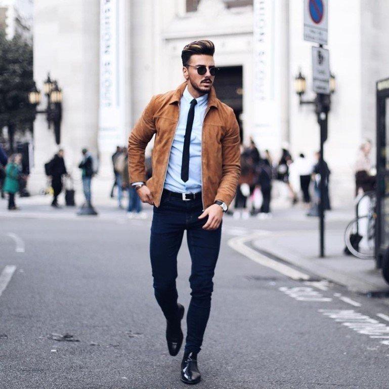 Модные тенденции для мужчин , фото-13