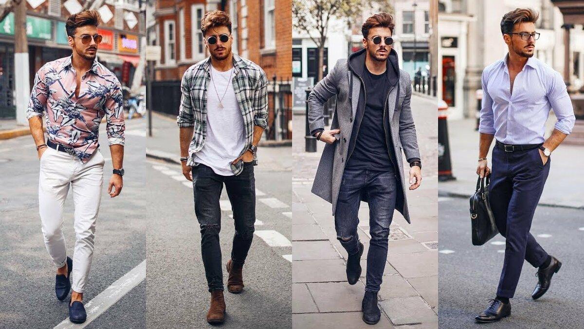 Модные тенденции для мужчин , фото-21