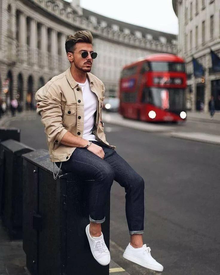Модные тенденции для мужчин , фото-17