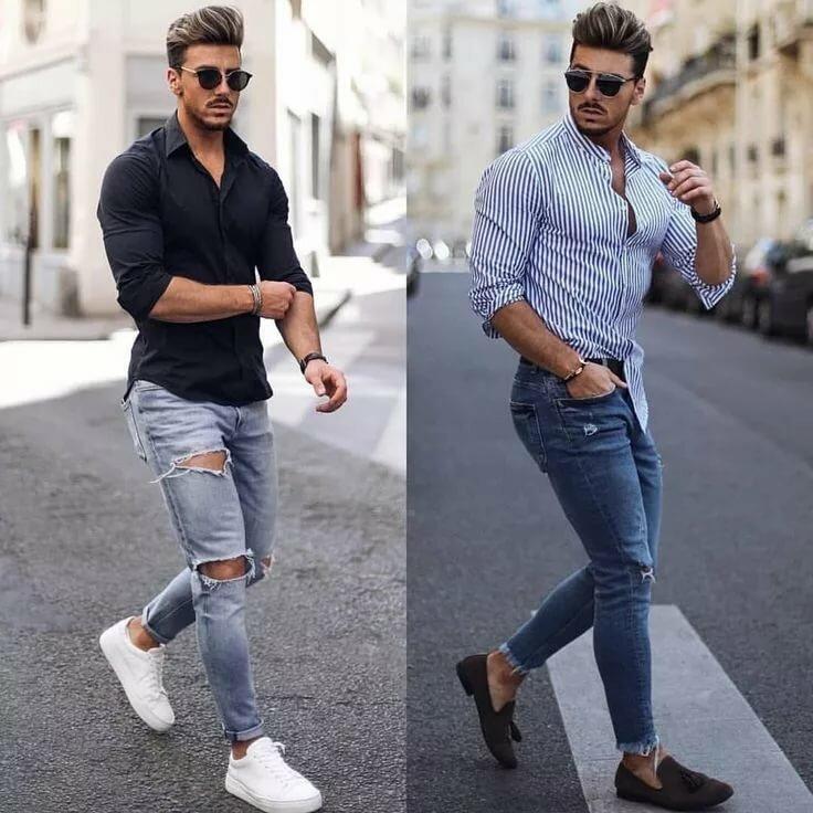 Модные тенденции для мужчин , фото-18
