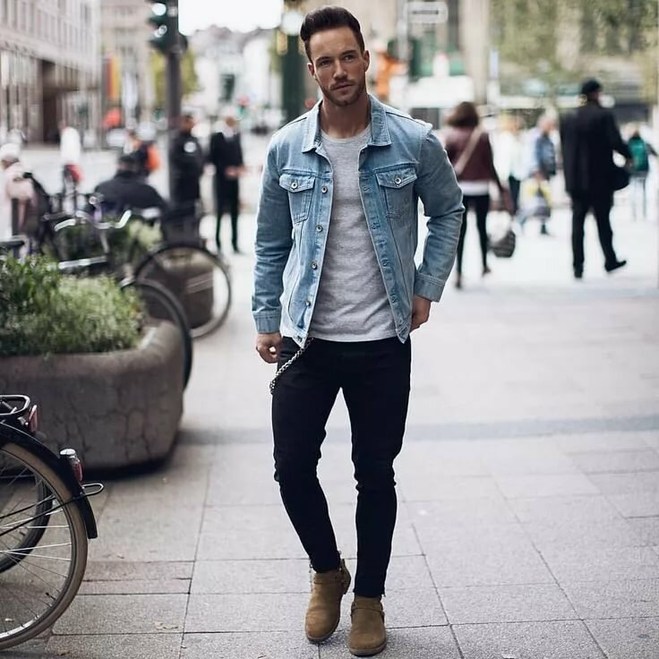 Модные тенденции для мужчин , фото-19