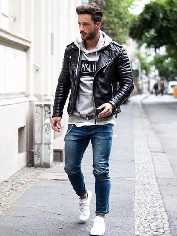 Модные тенденции для мужчин , фото-25